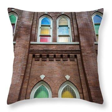 Ryman Windows Throw Pillow