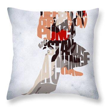 Ryu - Street Fighter Throw Pillow