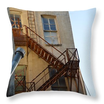 Sa 001  Throw Pillow