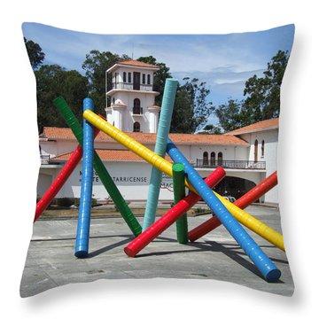 Sabana Throw Pillow