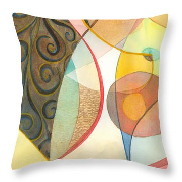Sabor Throw Pillow