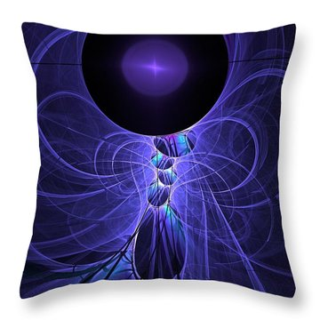 Sacrament Throw Pillow