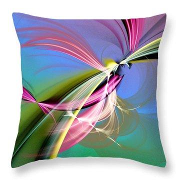 Sacred Mysteries Throw Pillow