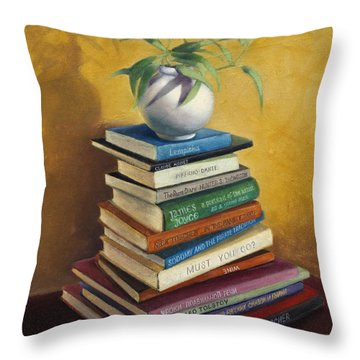 Sage Throw Pillow