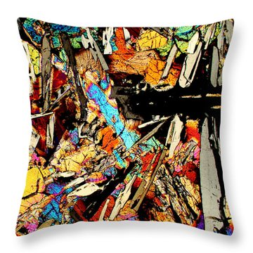 Cave Of Dreams Throw Pillow