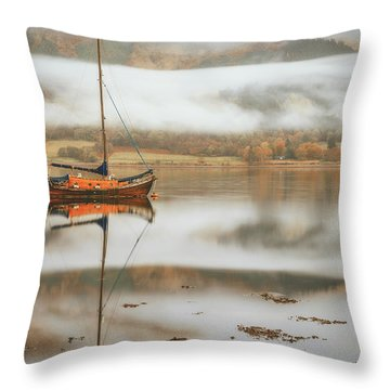 Maritime Throw Pillows