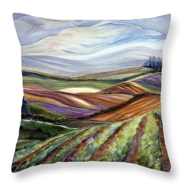 Salinas Tapestry Throw Pillow