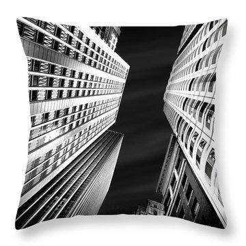 San Central 2 Throw Pillow