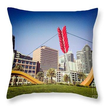 Architectur Throw Pillows