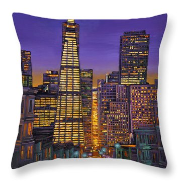 Urban Throw Pillows