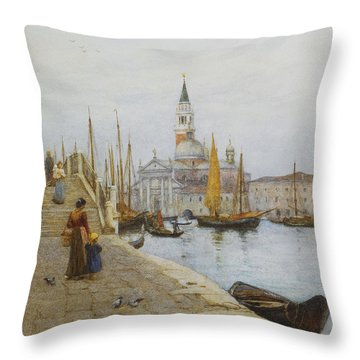 Physical Features Throw Pillows