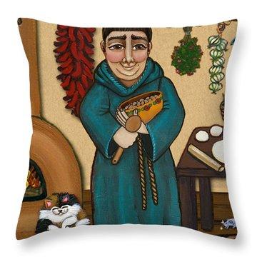 San Pascual Throw Pillow