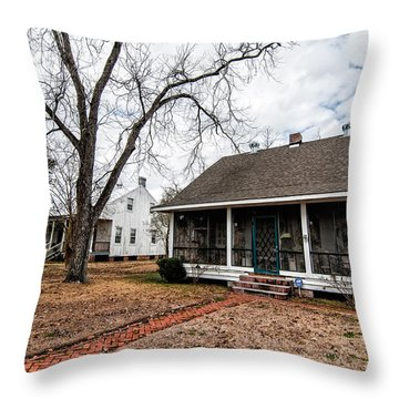 Sanchez Home 3 Throw Pillow
