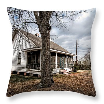 Sanchez Home 7 Throw Pillow