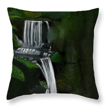 Sanctuary One Throw Pillow