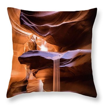 Antelope Throw Pillows