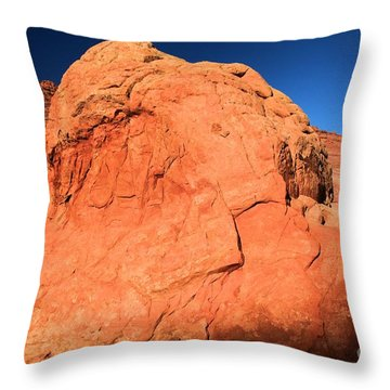 Sandstone Snoopy Throw Pillow