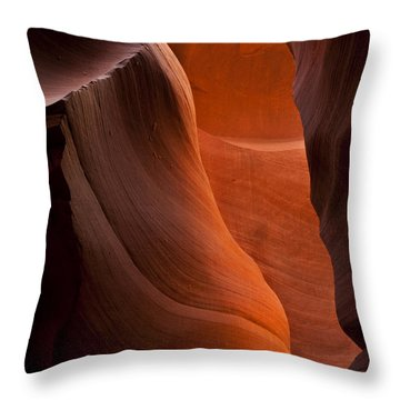 Sandstone Split Throw Pillow