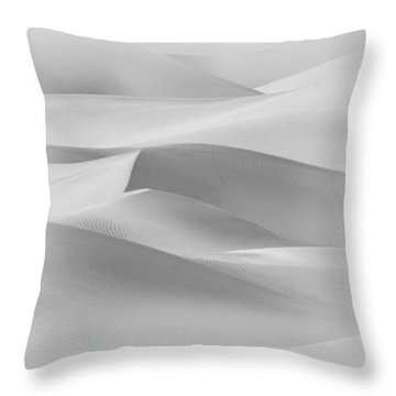 Sandstorm  Throw Pillow