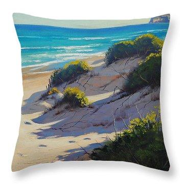 Dunes Throw Pillows