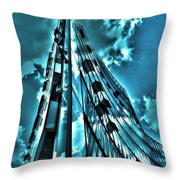 Sanofi Aventis - Berlin Throw Pillow by Juergen Weiss