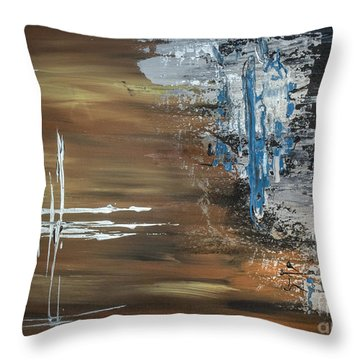 Santasia Throw Pillow