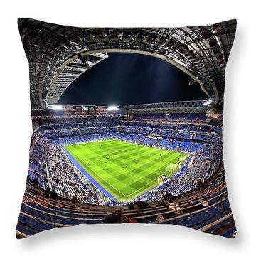 Madrid Throw Pillows