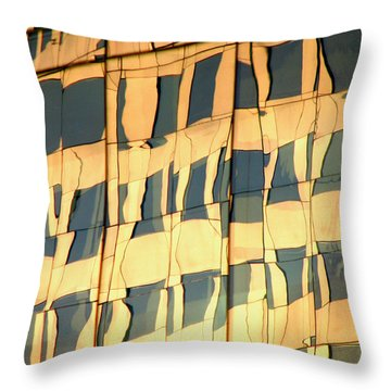 Santiago Reflection II Throw Pillow
