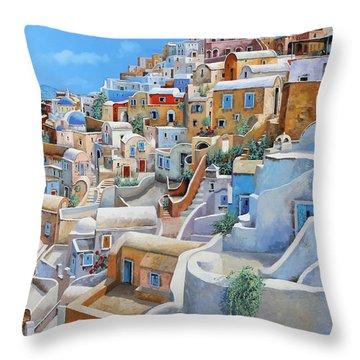 Mediterranean Throw Pillows