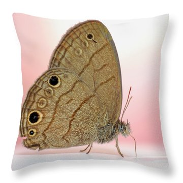Satyr Throw Pillow