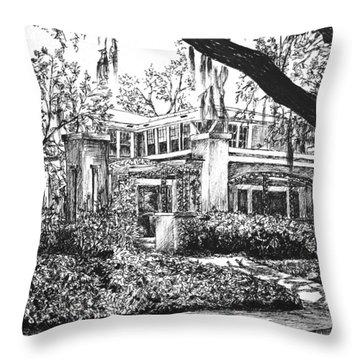 Savannah Living Throw Pillow