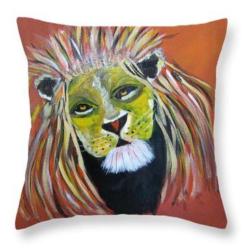 Savannah Lord Throw Pillow