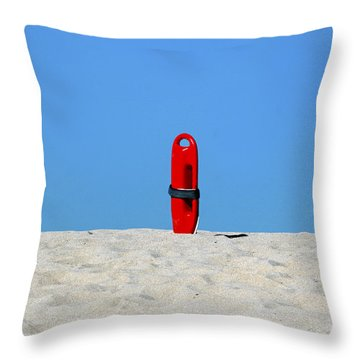 Save Me Throw Pillow by Joe Schofield