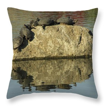 Save Room For Me Throw Pillow