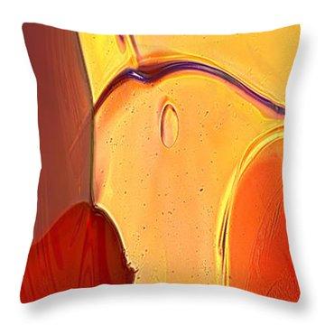 Scandalous Surprises Throw Pillow by Omaste Witkowski