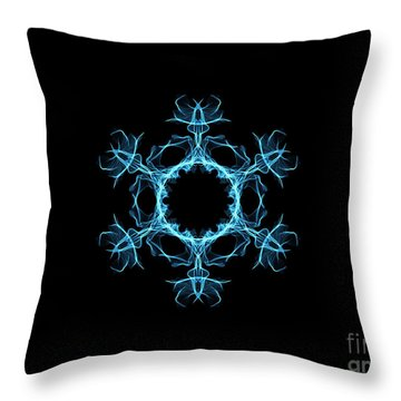 Scarab Throw Pillow
