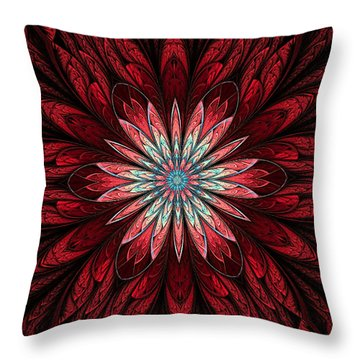 Scarlett O'hara Throw Pillow