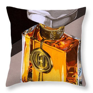 Scent Of Heaven Throw Pillow
