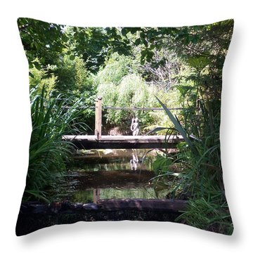 Schull  Ireland Throw Pillow