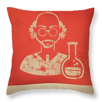 Scientists Throw Pillows