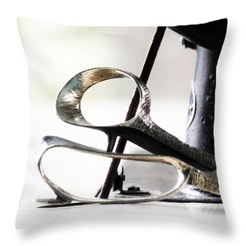 Scissors 1 Throw Pillow