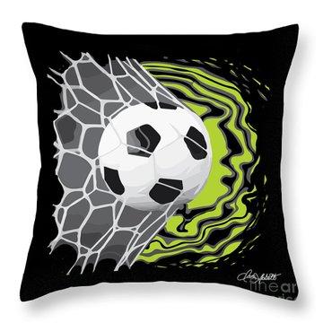 Score Throw Pillow