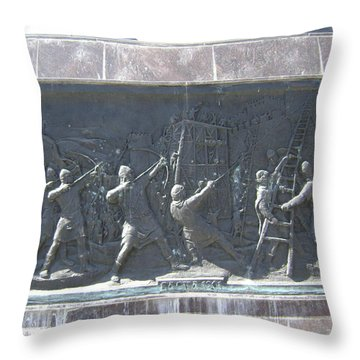 Sculpture Throw Pillow