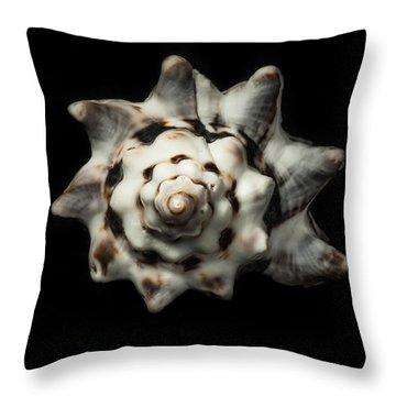 Sea Shell #1 Throw Pillow