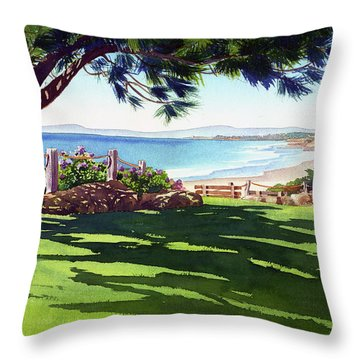 California Throw Pillows