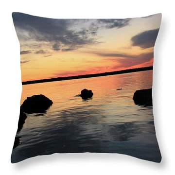Searching For Yourself Throw Pillow by AR Annahita