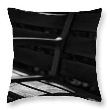 Seat Of Memories Throw Pillow