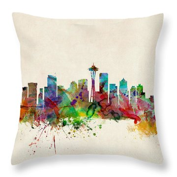 Silhouette Throw Pillows