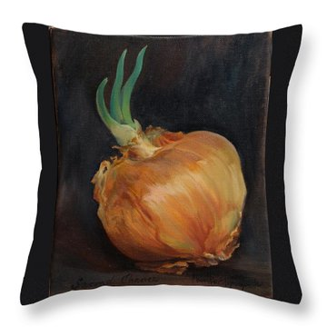 Second Chance Throw Pillow