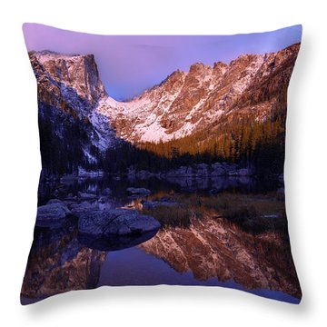 Second Light Throw Pillow